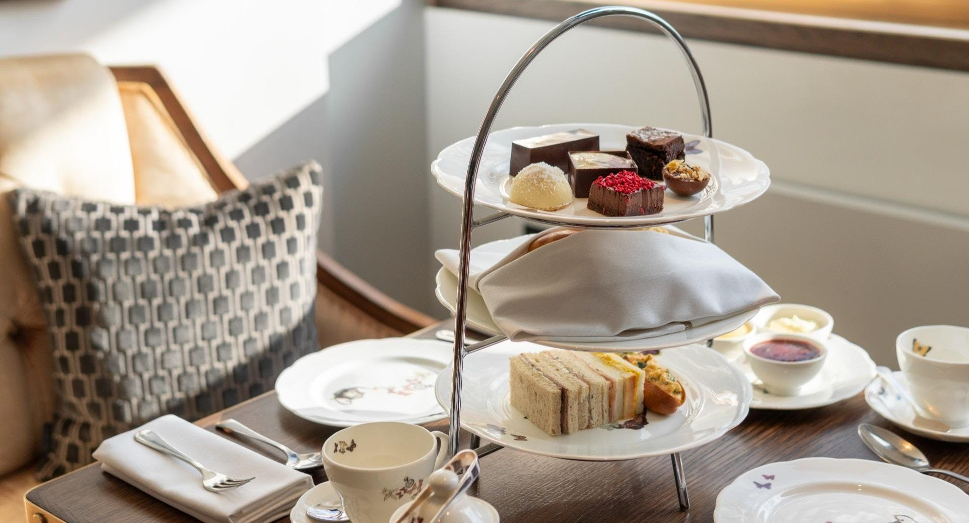 Afternoon Tea at 116 at the Athenaeum