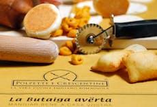 Restaurant Polpette e Crescentine - Via dei Fornaciai in Corticella, Bologna