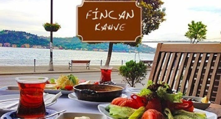 Fincan Cafe Emirgan