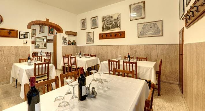 Antica Trattoria Sanesi Florence image 2