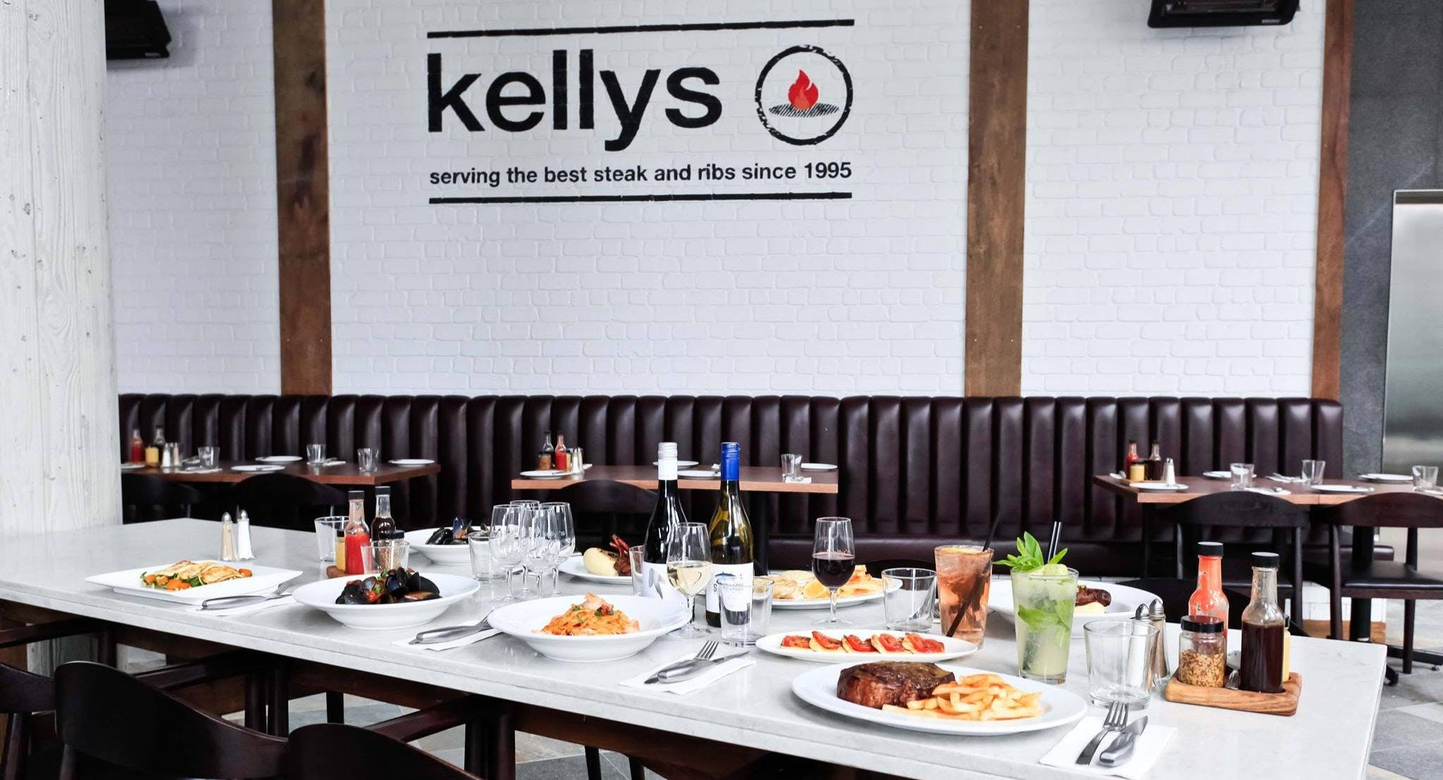 View The Menu At Kellys Bar And Grill Chatswood Sydney