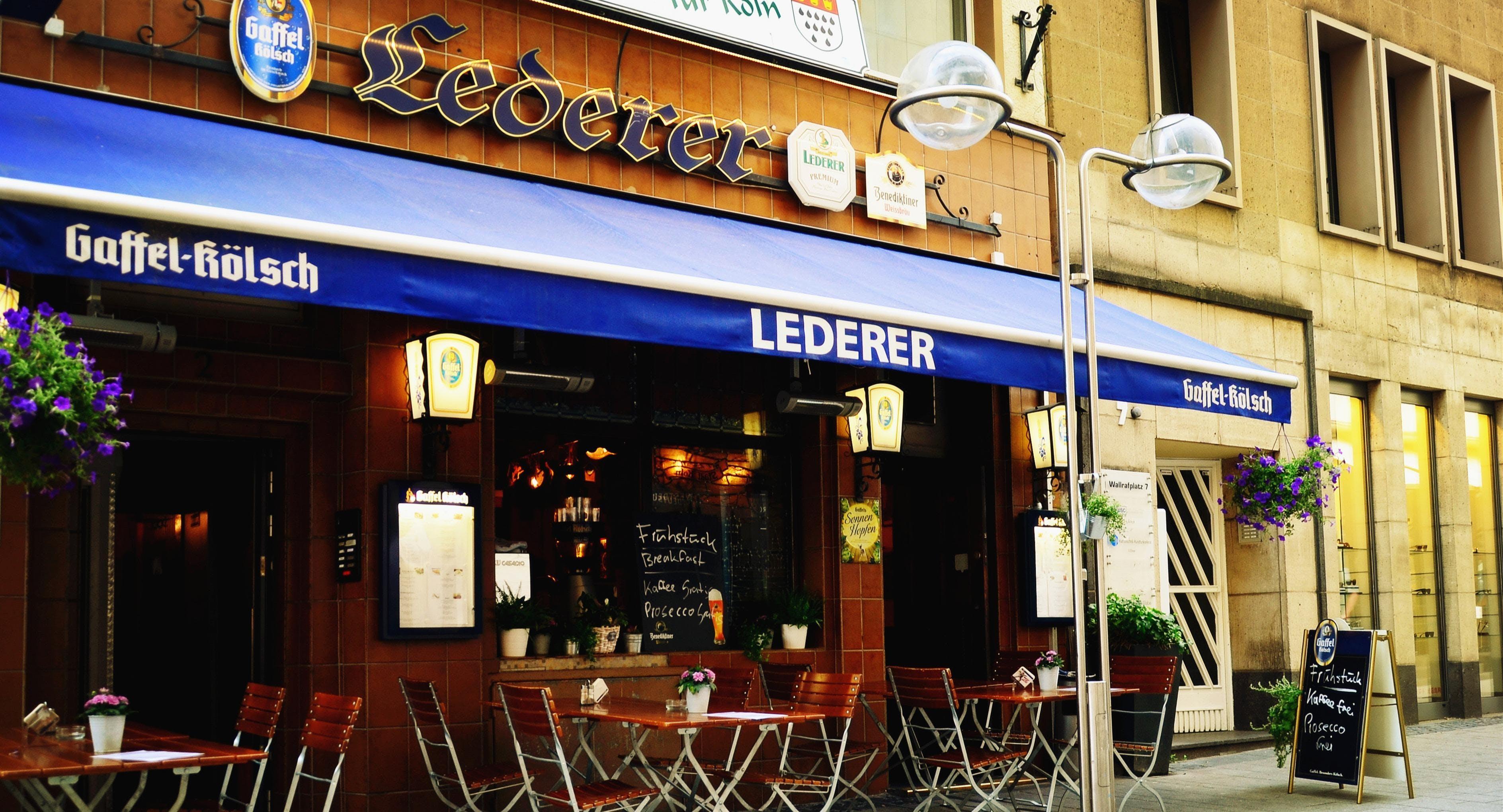 Gaststätte Lederer Köln image 1
