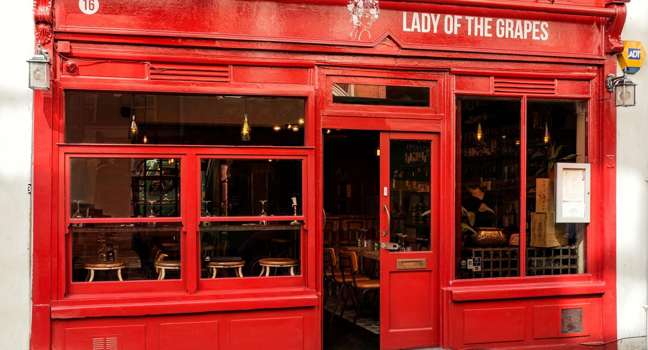 Lady of the Grapes London image 2