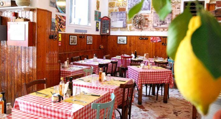 Osteria Lo Bianco - Via Emerico Amari - Borgo Vecchio Palermo image 2