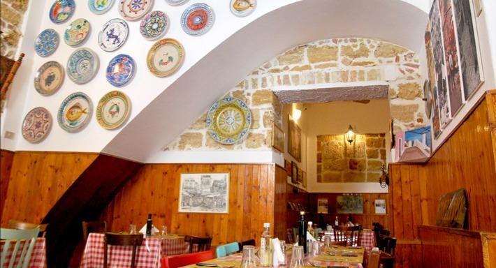 Osteria Lo Bianco - Via Emerico Amari - Borgo Vecchio Palermo image 3