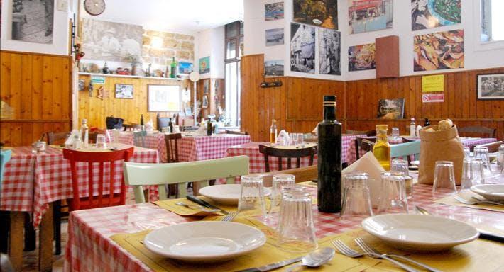 Osteria Lo Bianco - Via Emerico Amari - Borgo Vecchio