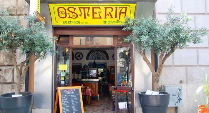 Prenota Osteria Lo Bianco a Palermo. Gratis e in 3 click