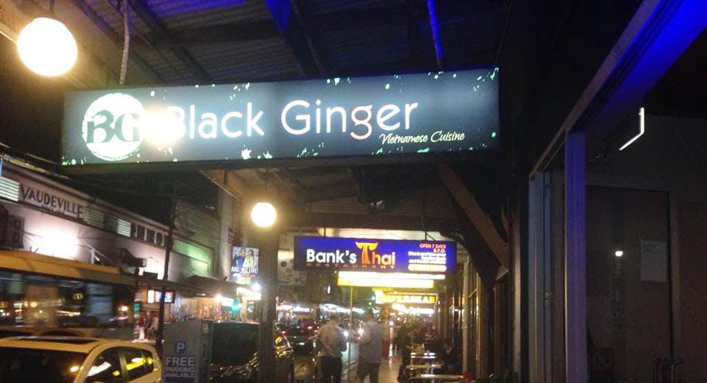 Black Ginger Sydney image 1