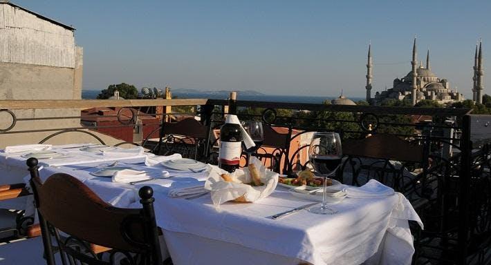 Şah Terrace Restaurant
