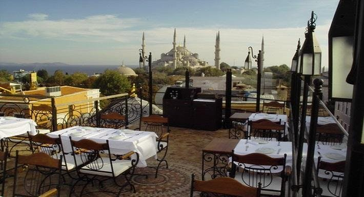 Şah Terrace Restaurant İstanbul image 2