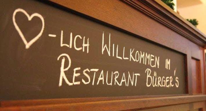 Bürger´s - Wirtshaus & Garten Munich image 2