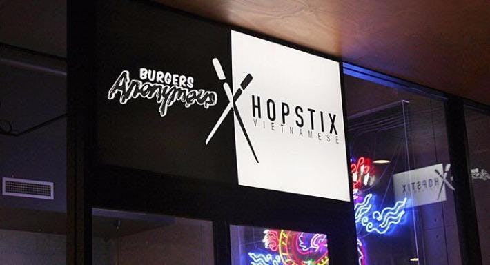 Burgers Anonymous X Hopstix Sydney image 2