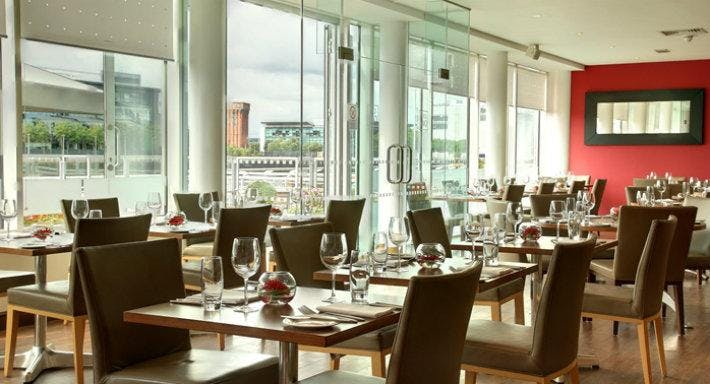 City Café - Hilton Garden Inn Glasgow