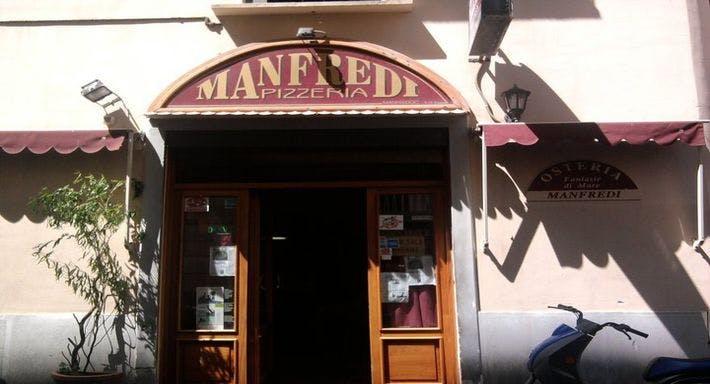 Pizzeria-Trattoria Manfredi Napoli image 3