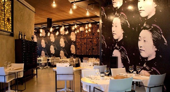 Face Fusion Restaurant