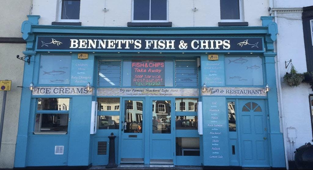 Bennett's Fish & Chips Weymouth image 1