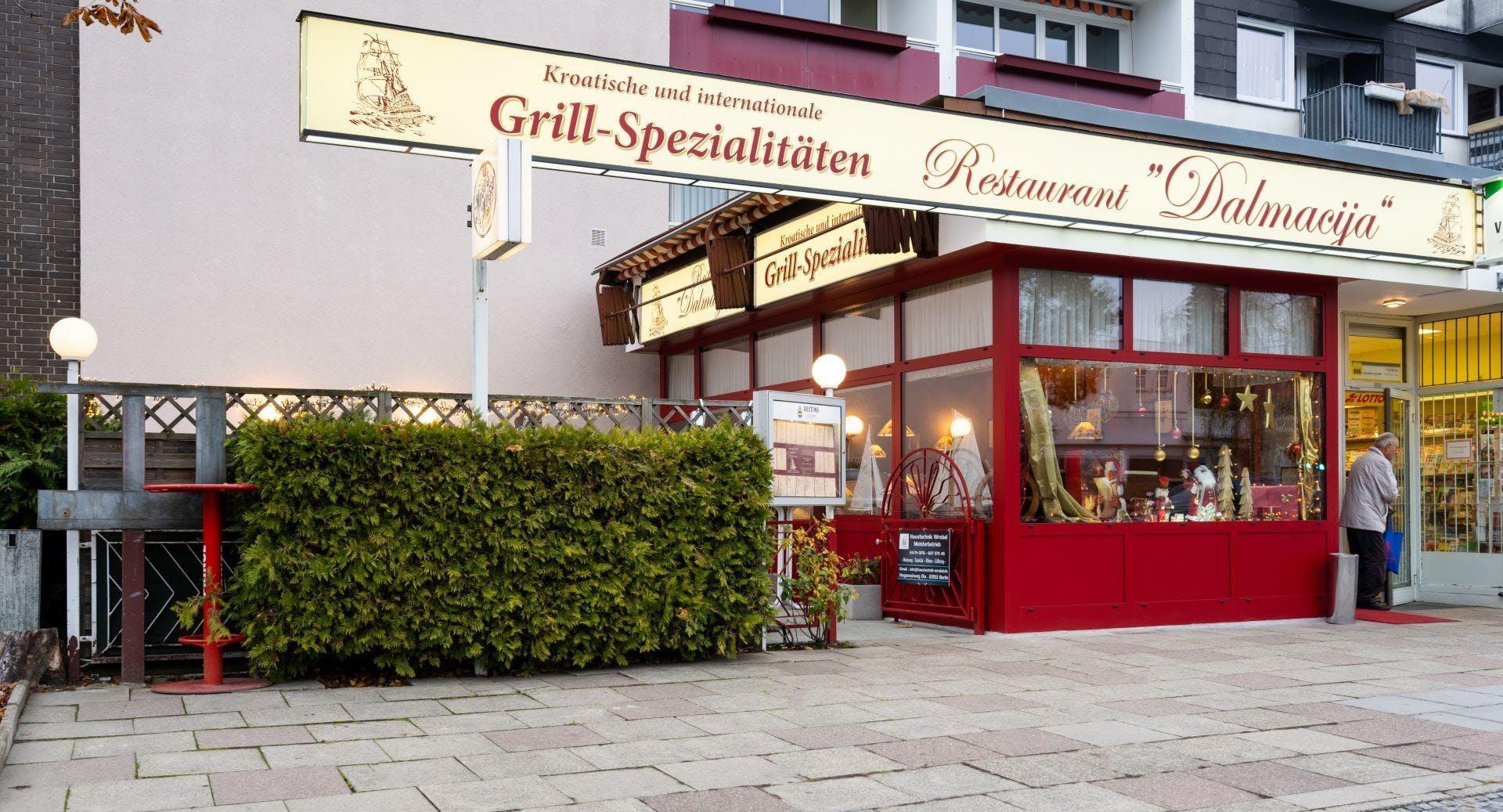Dalmacija Restaurant
