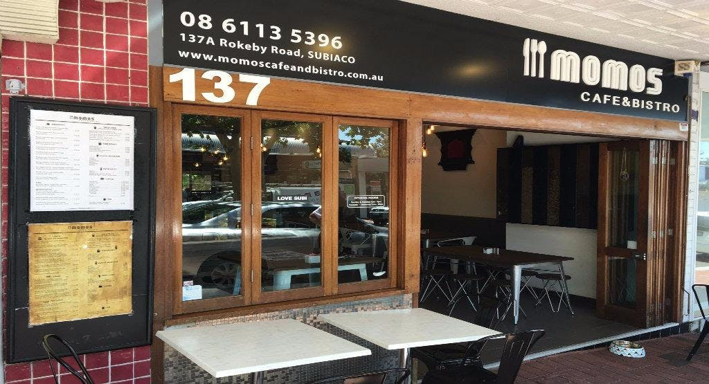 Momo's Cafe and Bistro Perth image 1