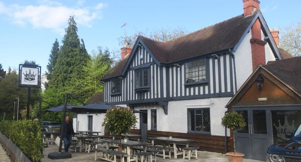 The Crown At Iverley Stourbridge image 1