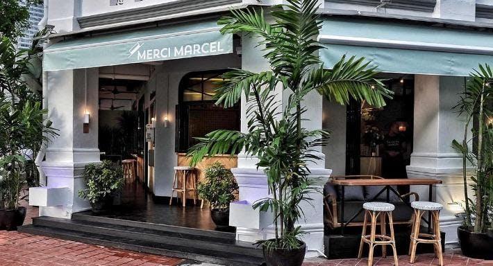Merci Marcel - Club Street