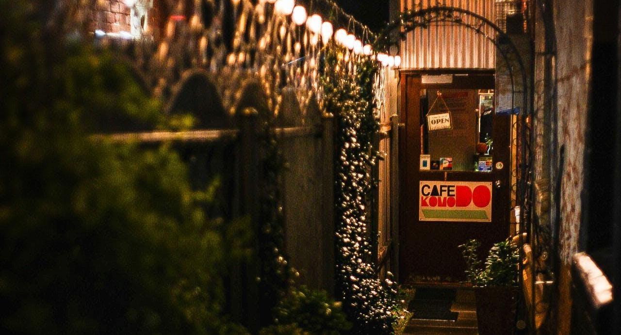 Cafe Komodo Adelaide image 3