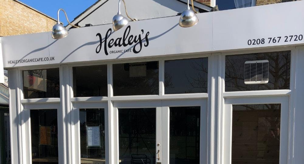 Healey's Organic Cafe London image 1