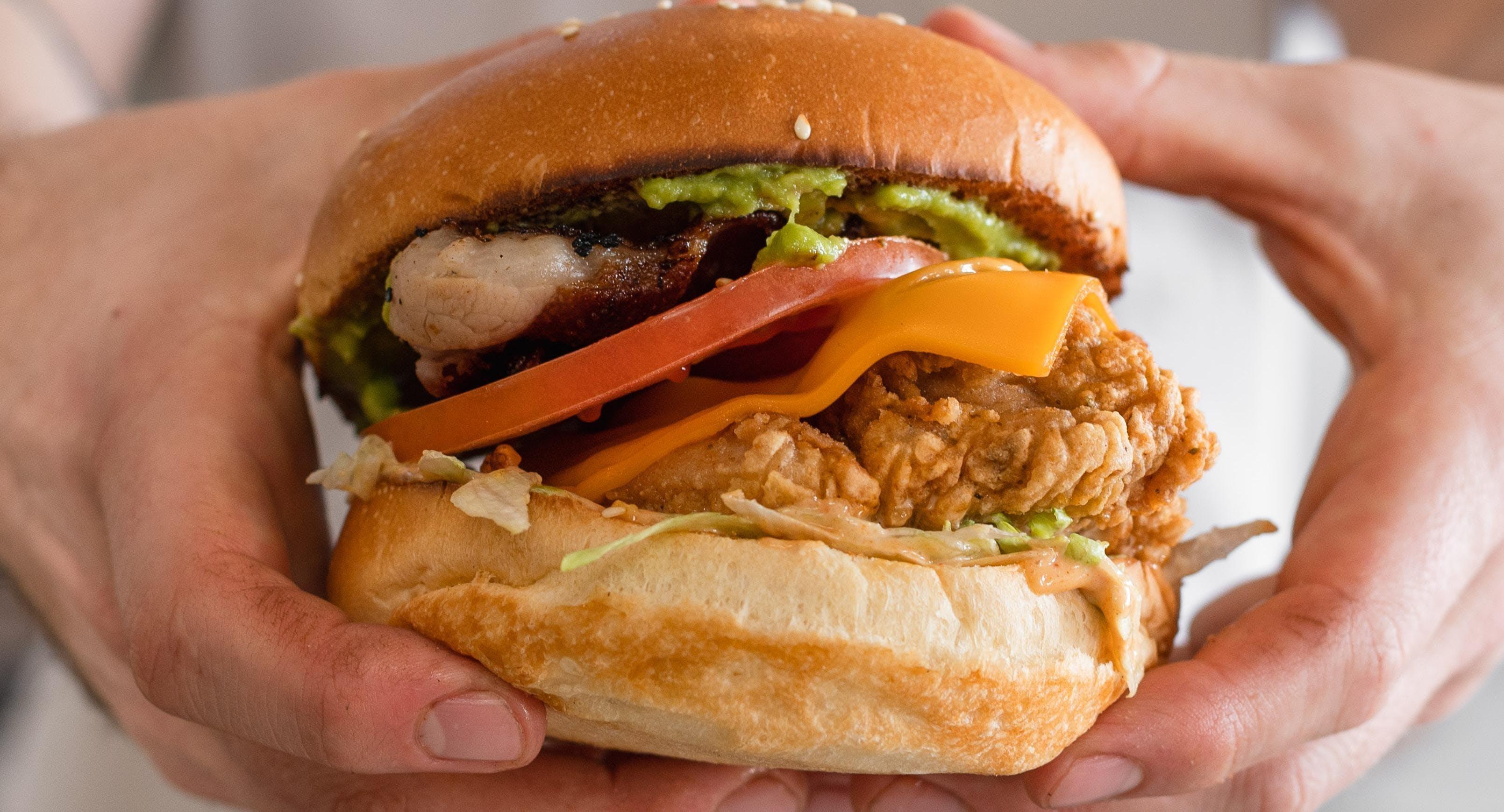 Fam Bam Burger Bar