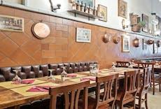 Restaurant Trattoria Da Guido in Centro storico, Florence