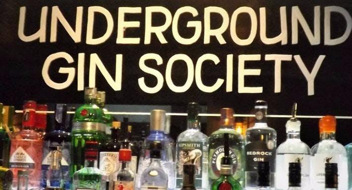 The Underground Gin Society