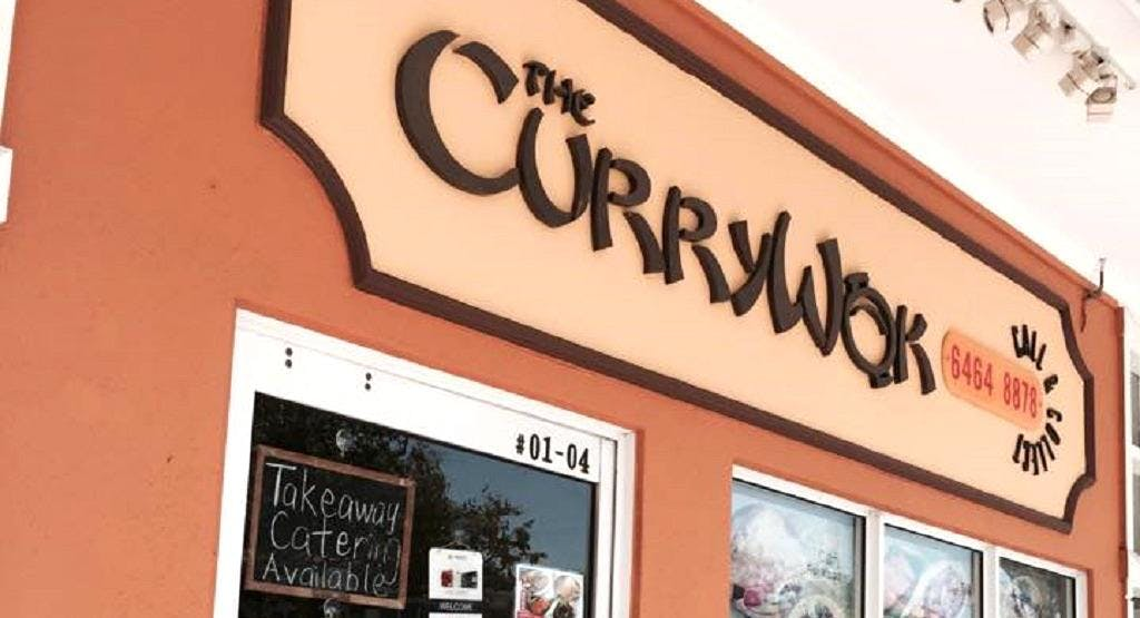 The Curry Wok