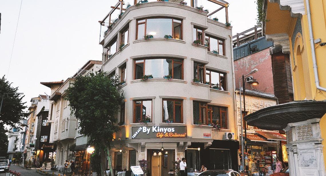 By Kinyas Restaurant