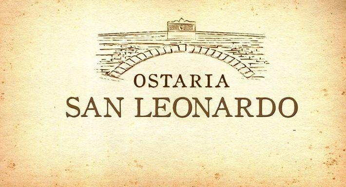 Ostaria San Leonardo
