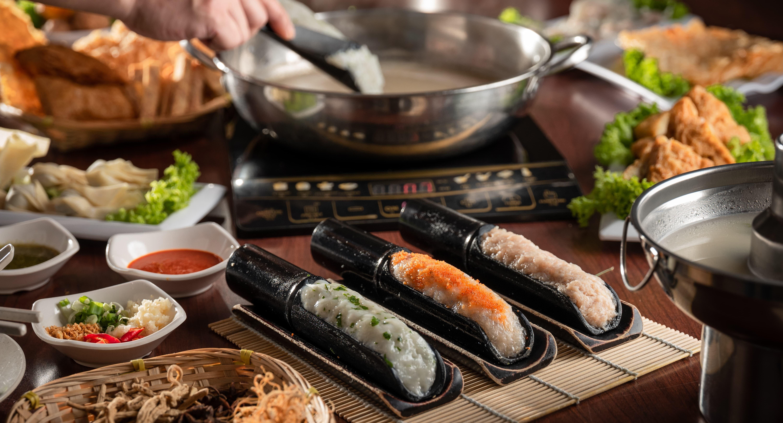 Teochew Traditional Steamboat Restaurant (锦记海鲜火锅)