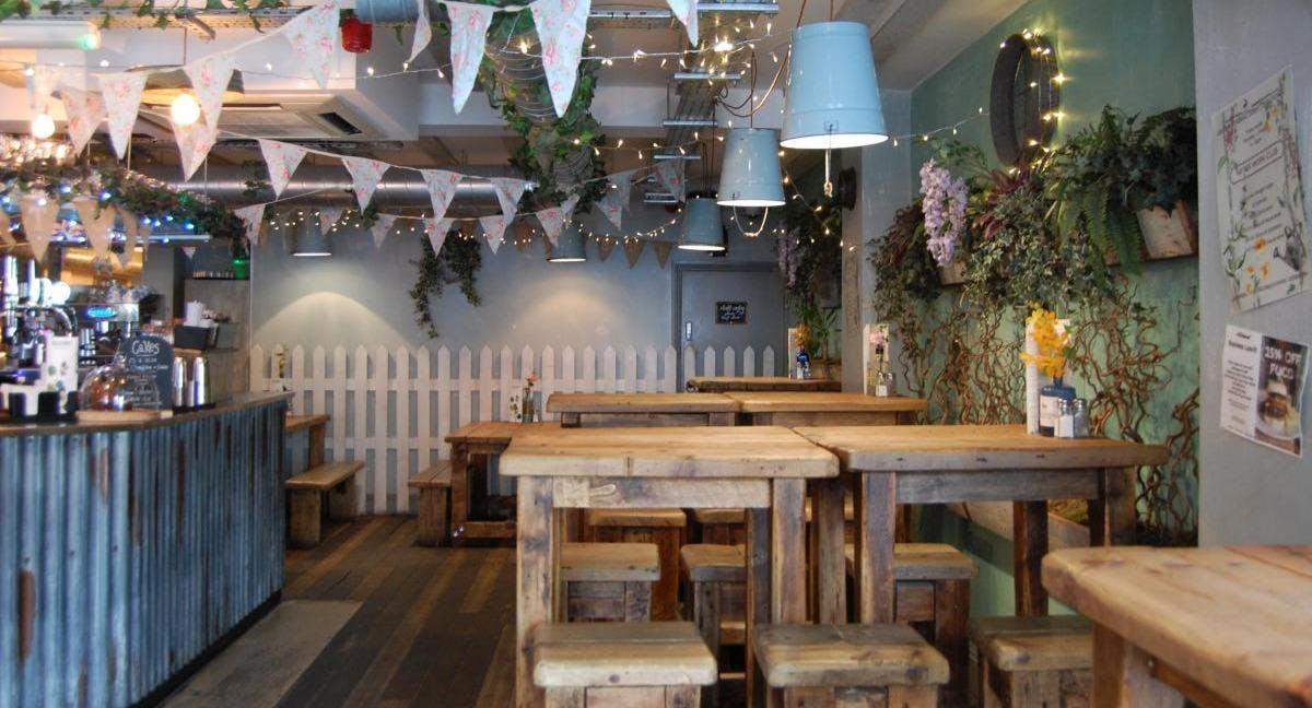 Allotment Bar & Restaurant - Manchester Manchester image 2