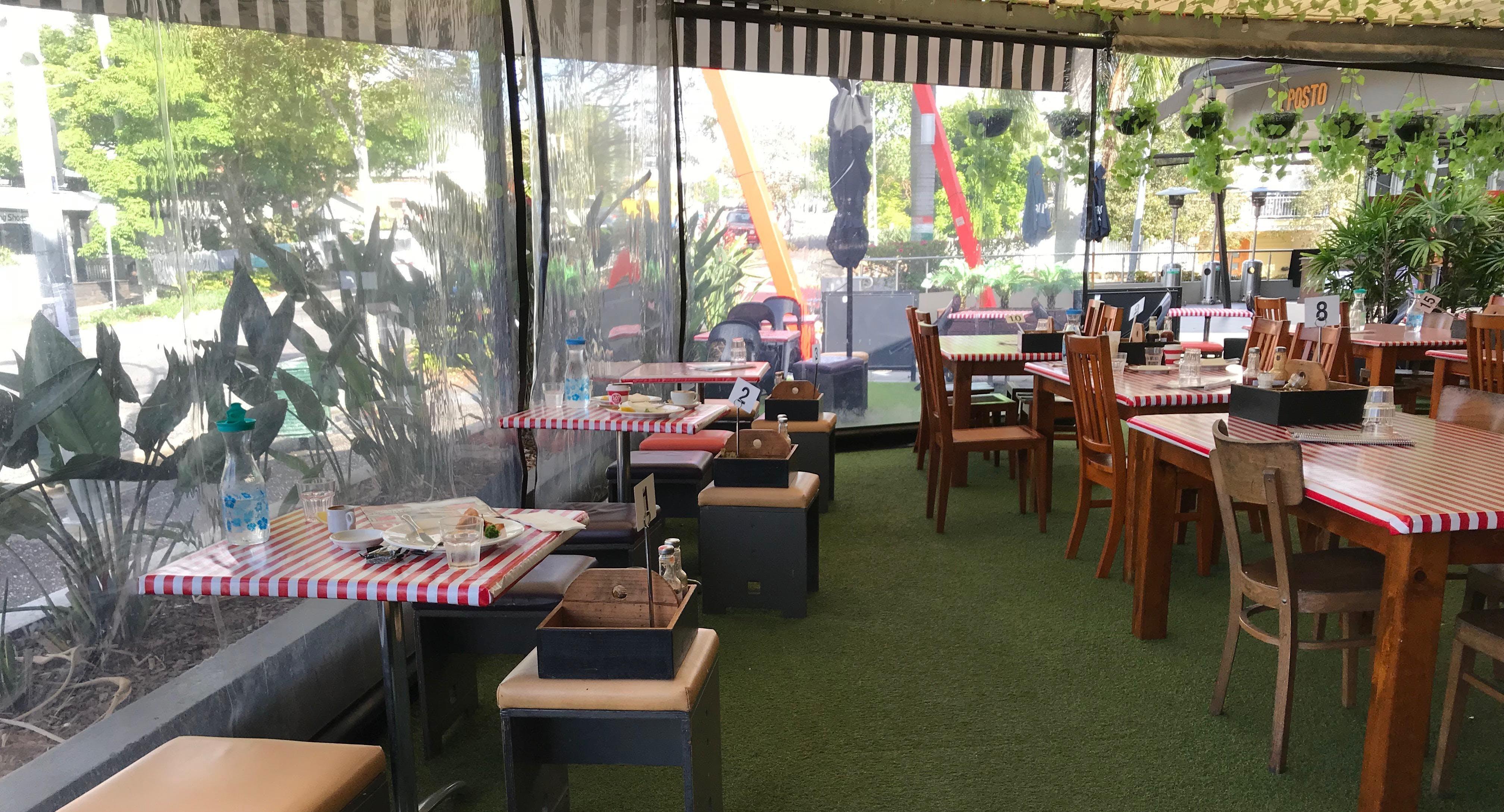 Cafe107 Latrobe Terrace Brisbane image 3