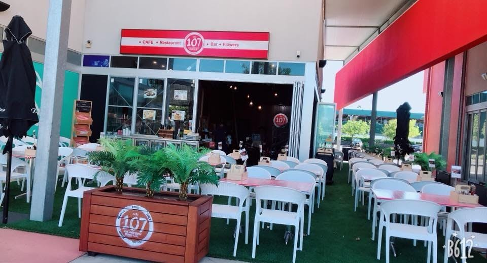 Cafe107 Latrobe Terrace Brisbane image 2