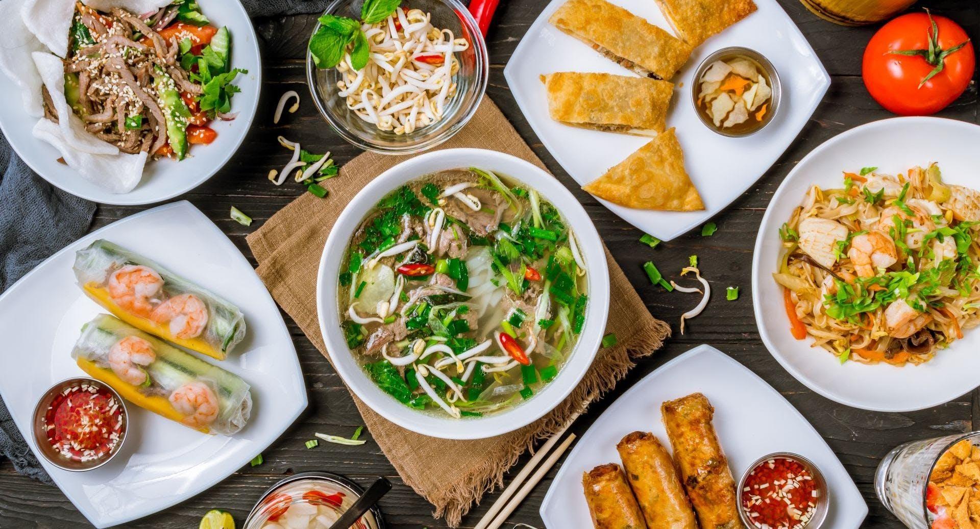 Saigon Dragon Restaurant