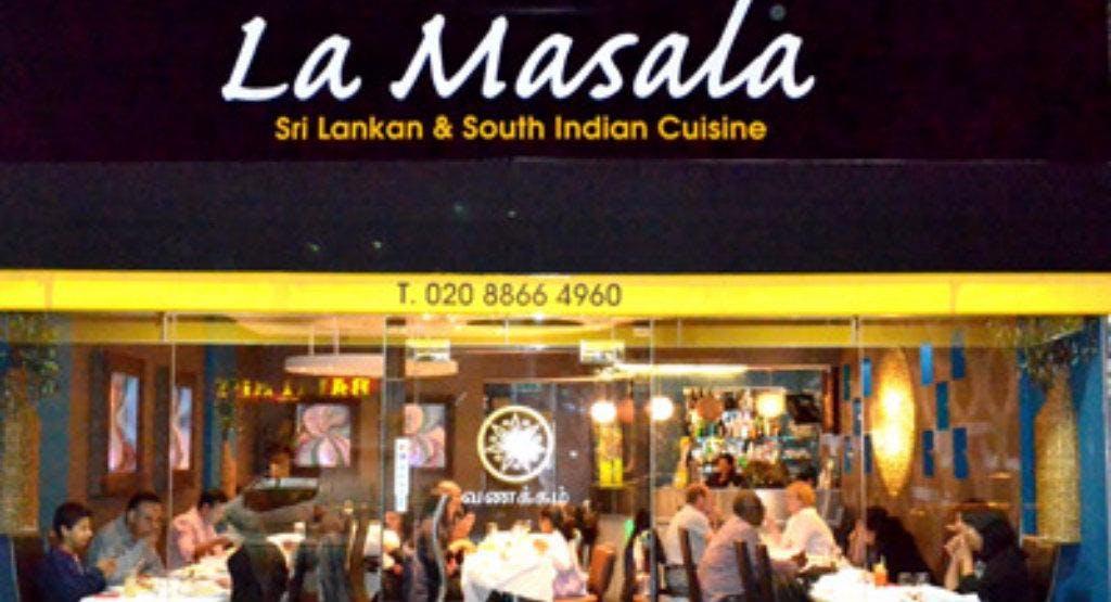 La Masala Restaurant London image 1