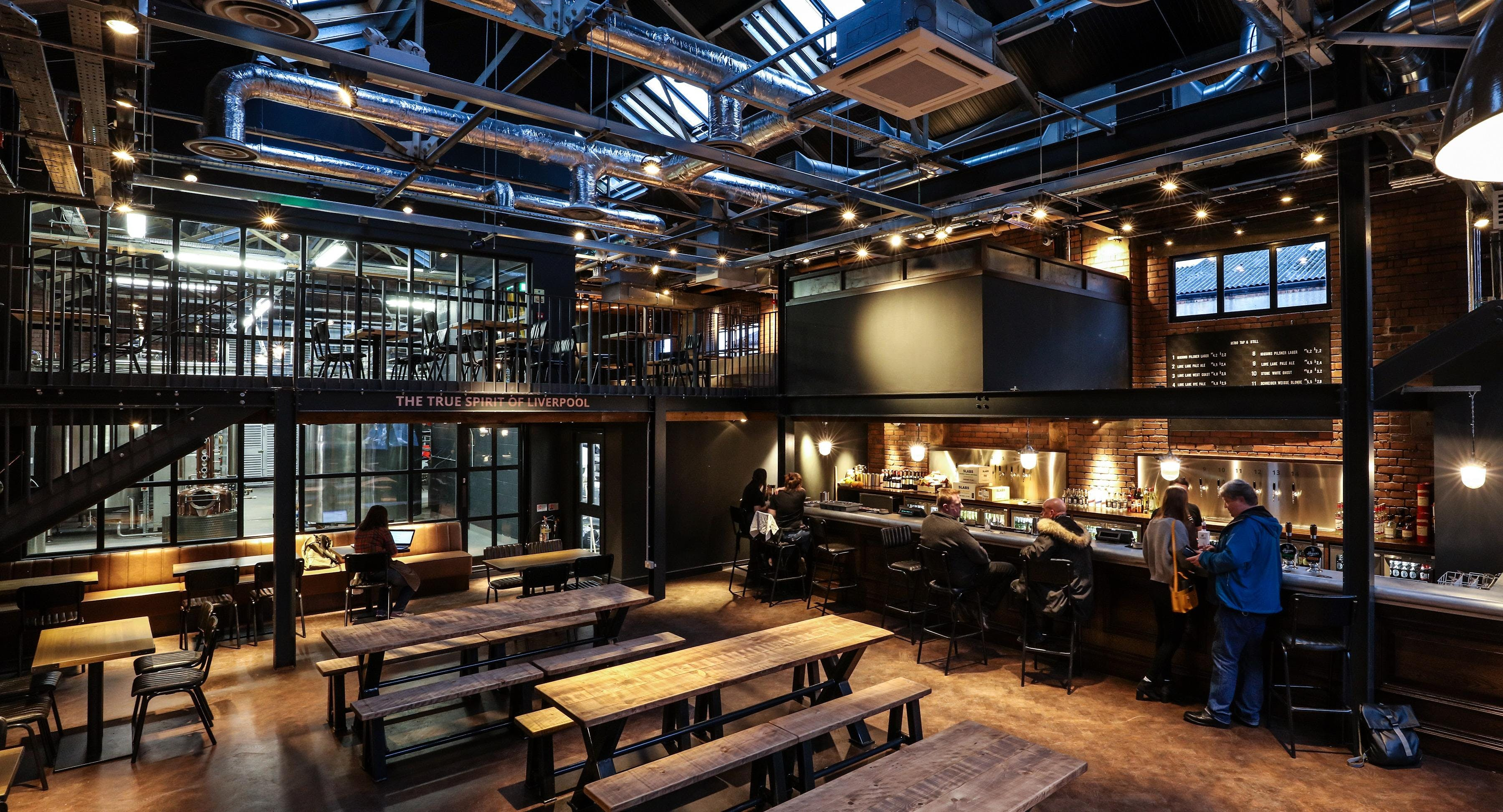 Love Lane Brewery Bar & Kitchen Liverpool image 2
