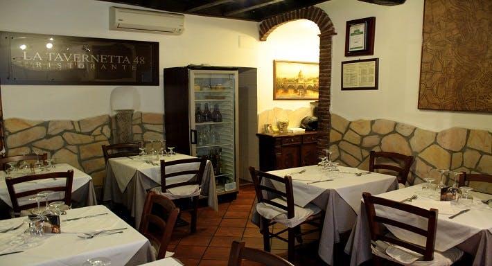LA TAVERNETTA 48 Rome image 2