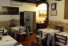 Restaurant LA TAVERNETTA 48 in Centro Storico, Rome