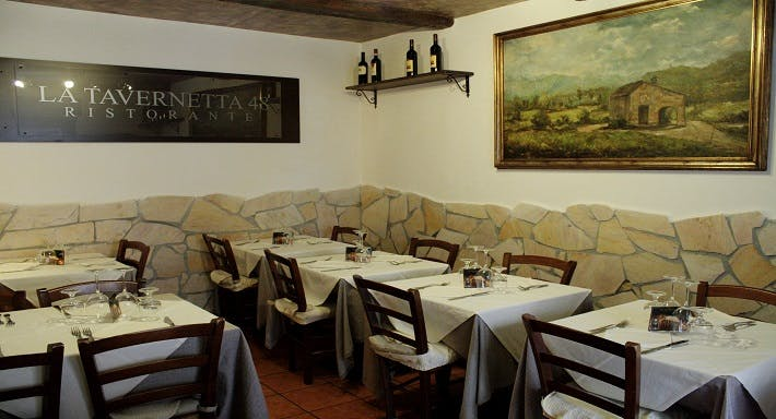 LA TAVERNETTA 48 Roma image 5