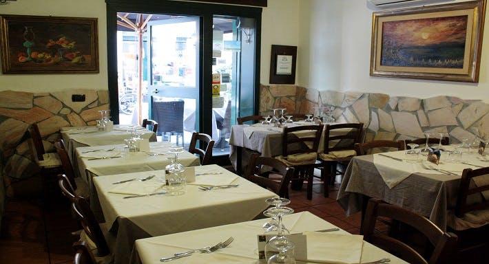 LA TAVERNETTA 48 Rome image 3