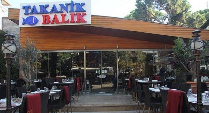 Takanik Restaurant Suadiye