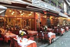 Kumkapı Akvaryum Restaurant