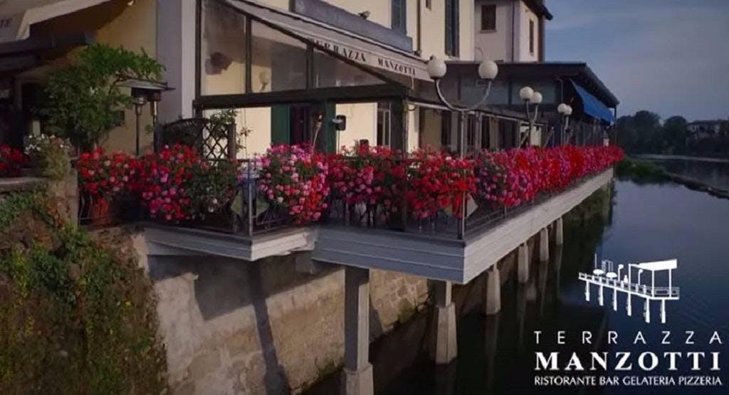 Guarda il menu di Terrazza Manzotti, Canonica d\'Adda