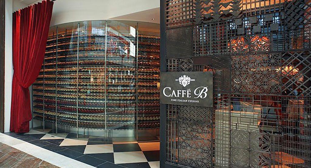 Caffe B Singapore image 1
