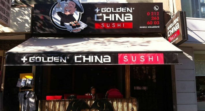 Golden China Sushi