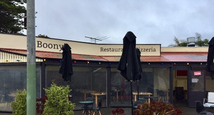 Boony's Restaurant & Pizzeria