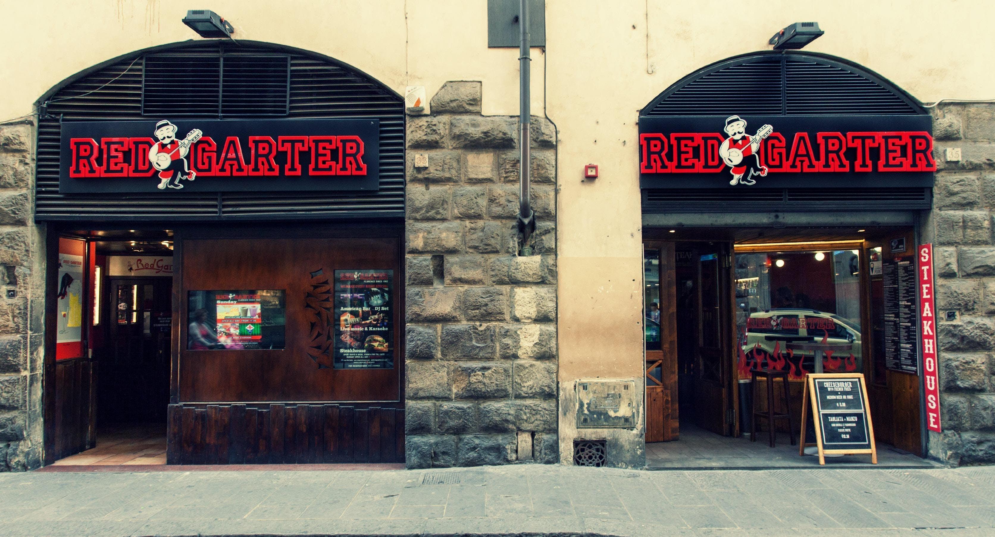 Red Garter